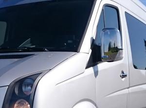 VW Crafter peilin kuoret