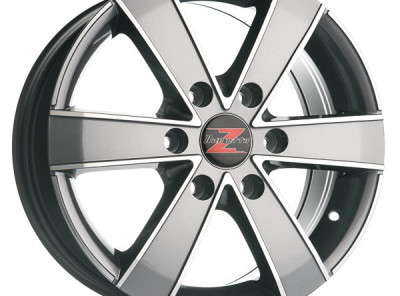 VW Crafter 16″ Silver Alumiinivanteet. TARJOUS: 435€/SRJ