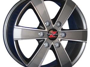 VW Crafter 16″ Titanium polish alumiinivanteet. TARJOUS 465€/SARJA